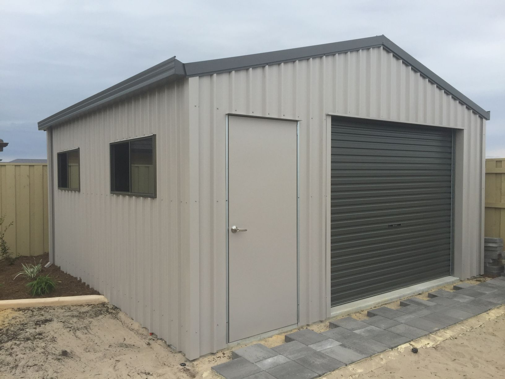 fine garden sheds x pinnacle zinc shed in design decorating